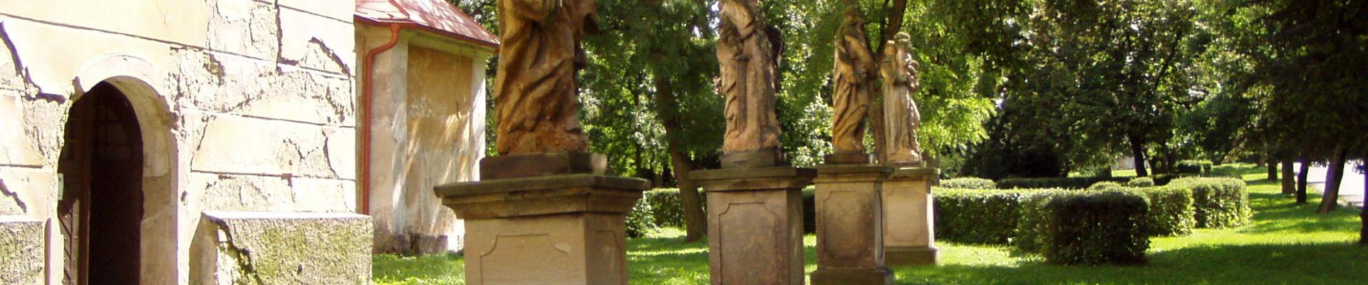 Mariánské poutní místo LIBĚŠICE U ŽATCE
