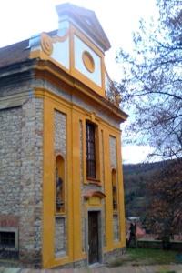 kostel Hřivice