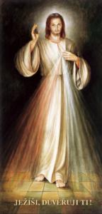 obraz Božího Milosrdenství